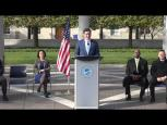 Embedded thumbnail for Press Conference Announcing Plan to Reduce Gun Violence in the D.C. Region