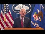 Embedded thumbnail for Remarks from Attorney General Merrick B. Garland on the Recent Increases in Bias-Motivated Attacks