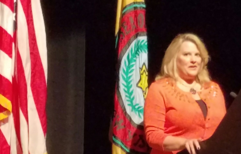 USA Rose Speaks at Heroin Summit in Cherokee, NC