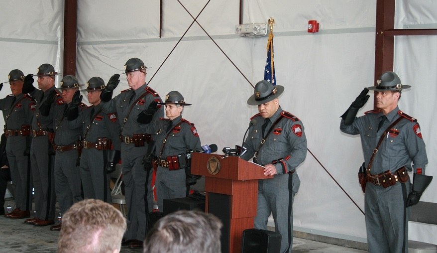 27th annual Rhode Island State Police Memorial Ceremony