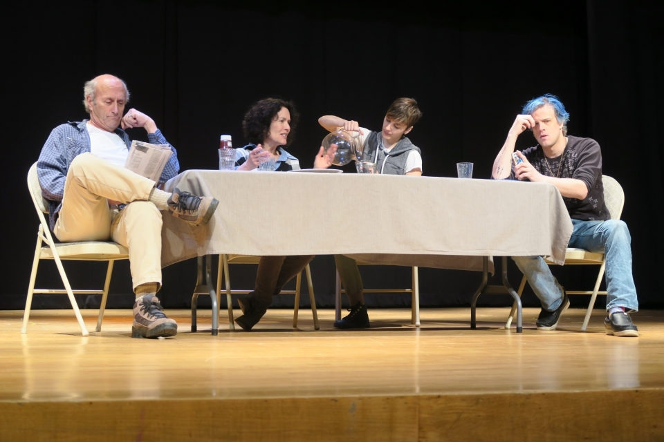Four Legs to Strand On addiction awareness play at North Providence High School