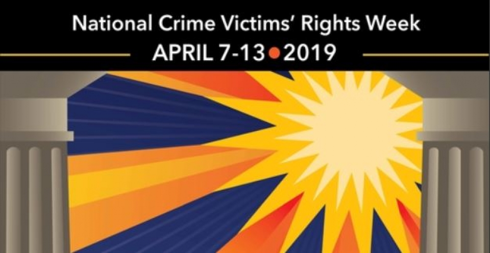 2019 National Crime Victims' Rights Week