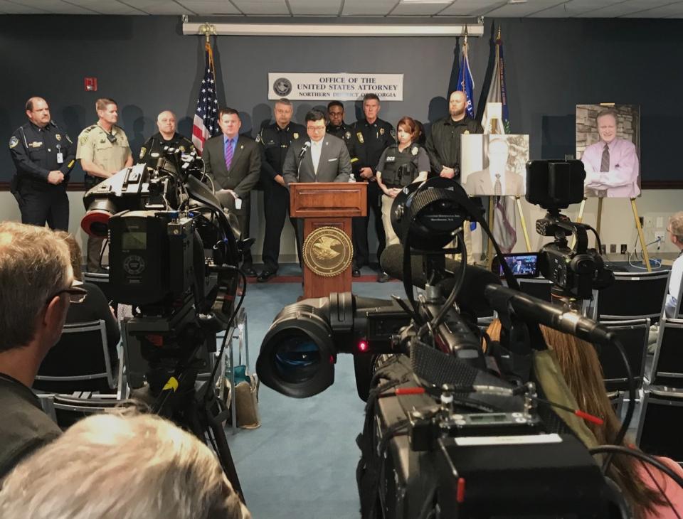 Burton Press Conference