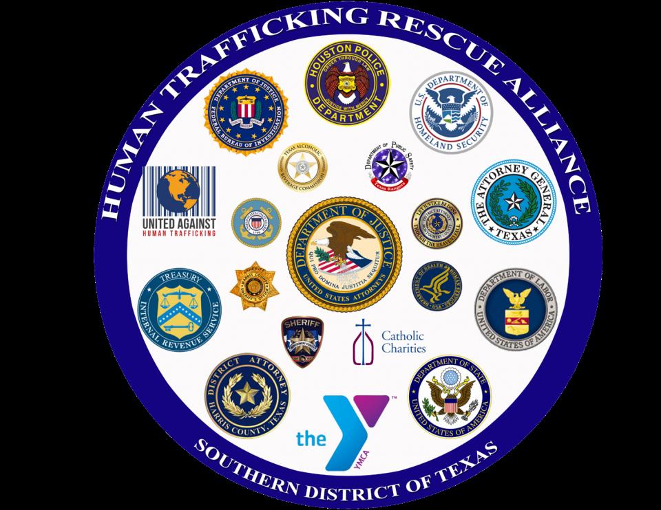 Federal law enforcement sex trafficking