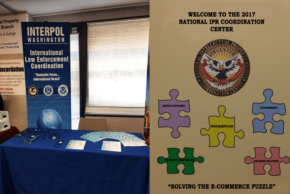 USNCB booth at IPR Symposium