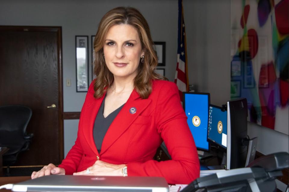 U.S. Attorney Erin Nealy Cox