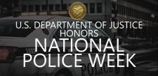 National Police Week Banner