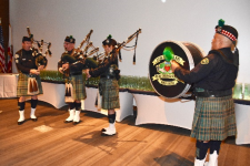 Los Angeles Police Emerald Society Pipes and Drums