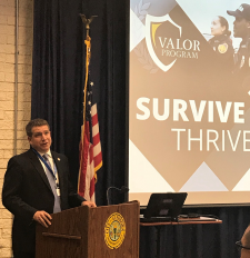 VALOR Survive and Thrive Training