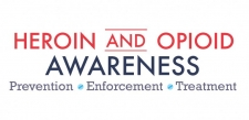 HEROIN and OPIOID AWARENESS logo