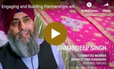 Engaging and Building Partnerships with Muslim and Sikh Americans
