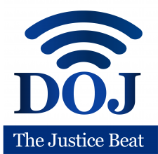 Icon for the Justice Beat podcast
