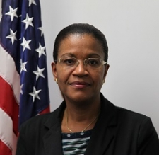 Acting US Attorney Joycelyn Hewlett