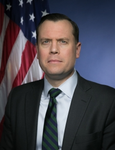 U.S. Attorney Russell M. Coleman