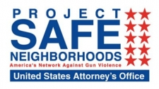 Project Safe Neighborhood Logo