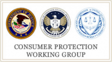 Consumer Protection Working Group  Antitrust Division Federal Trade Commission Bureau of Consumer Financial Protection Securities and Exchange Commission Department of Energy Postal Service Environmental Protection Agency Federal Communications Commission