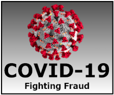 COVID-19 Fighting Fraud