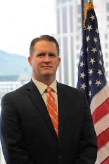 Acting United States Attorney Daniel P. Bubar
