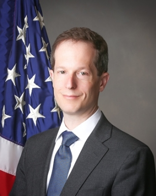 Benjamin C. Glassman is the Acting U.S. Attorney for the Southern District of Ohio