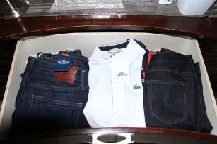 Stolen Clothes