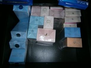 Stolen Perfumes