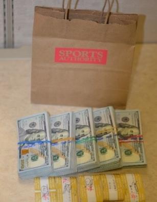 Cash donation