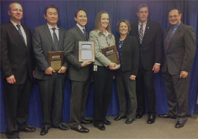 2013 CIGIE Award for Excellence in Multiple Disciplines