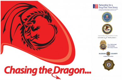 Chasing the Dragon Event Flyer