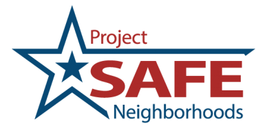 Project safe neighborhoods version 2 logo