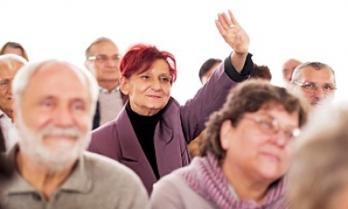 Audience for Materials to Use in Elder Abuse Presentation
