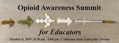 Registration Opioid Awareness Summit