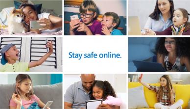 Help kids stay safe.