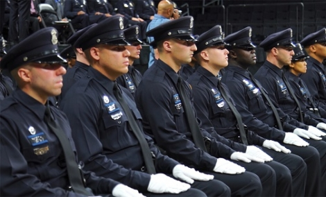 Congratulations to the graduating class of the 68th Providence Police Department Training Academy, the largest and most diverse class in the department's 153-year history.
