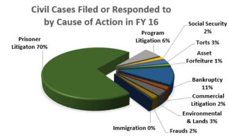 Civil Cases by Cause of Action