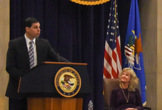 Welcome Remarks from Acting Associate Attorney General Jesse Panuccio