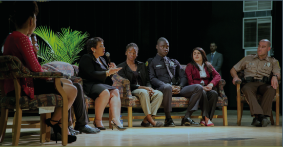 The Attorney General's Twelve-City Community Policing Tour And Regional Justice Forums