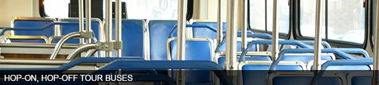 Hop-On, Hop-Off Tour Buses