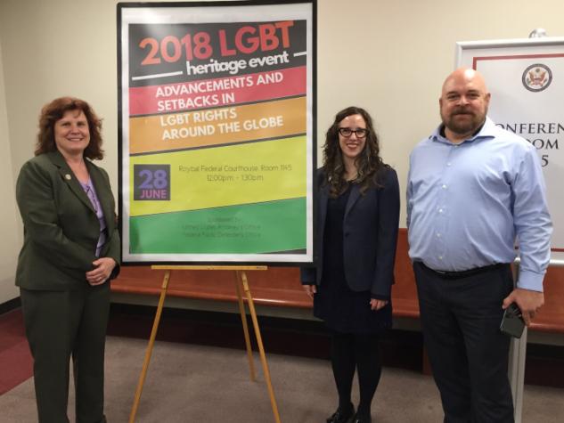 LGBT Heritage Event