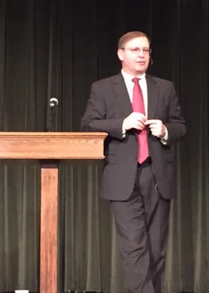 Keynote Speaker at 2017 Charlotte Heroin Conference