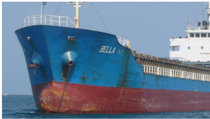 Bella ship