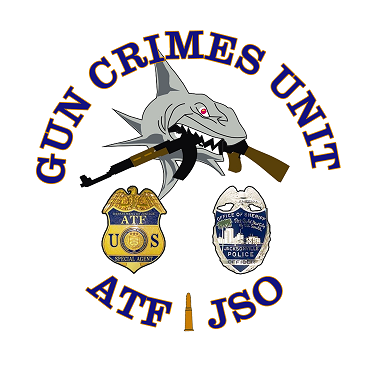Gun Crimes Unit logo