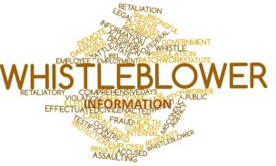 Link to Whistleblower Information page
