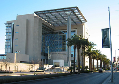 Lloyd D. George U.S. Federal Courthouse