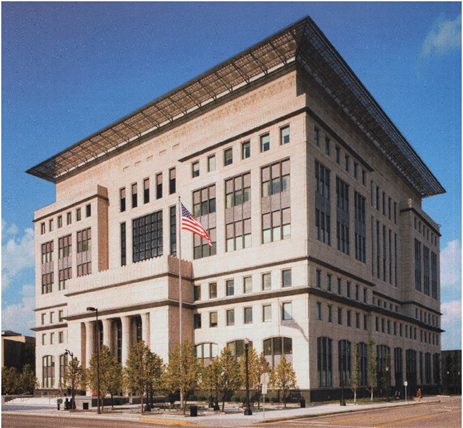 Robert C. Byrd U. S. Courthouse