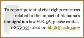 Immigration Law HB56