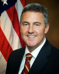 Thomas Walker, U.S. Attorney for the Eastern District of North Carolina
