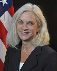 Melinda Haag, U.S. Attorney for the Northern District of California