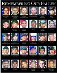 Fallen Soldiers from Guam, the Northern Mariana Islands, and Micronesia