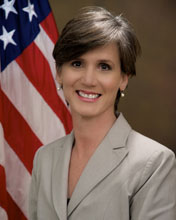Sally Quillian Yates, Former U.S. Attorney for the Northern District of Georgia