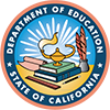 California Department of Education Seal